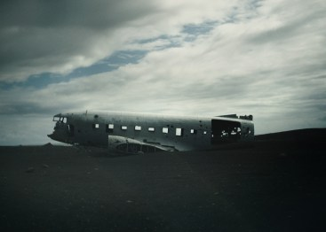 Douglas Super DC-3 at Sólheimasandur beach